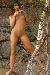 Early spring naturist