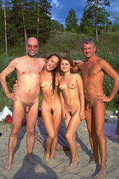 Nudists photo collection